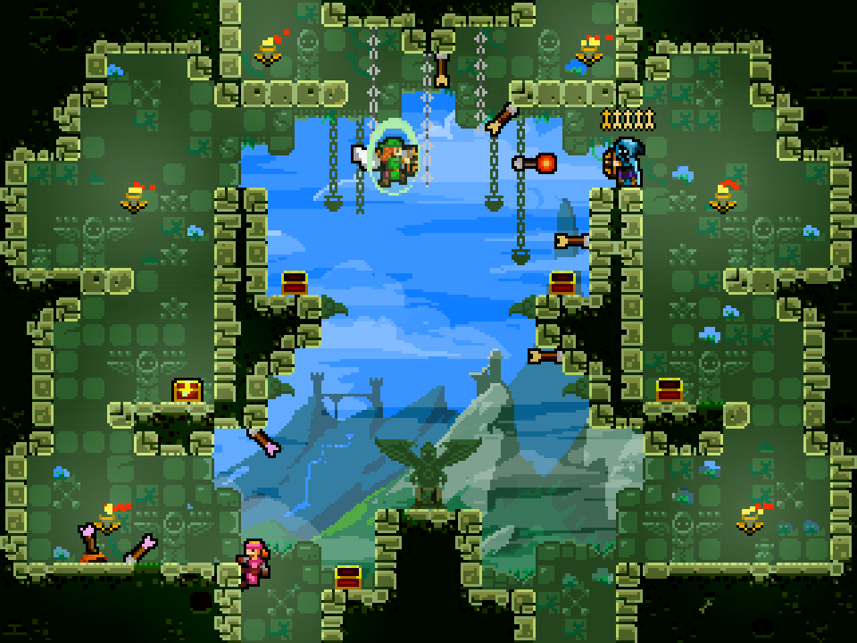 TowerFall Flight