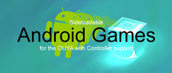 Sideloadable Android Games
