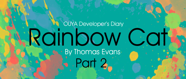 Rainbow Cat Dev Diary