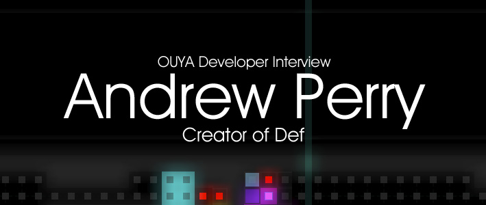 Andrew Perry Interview - OMGWTFGAMES!!1!