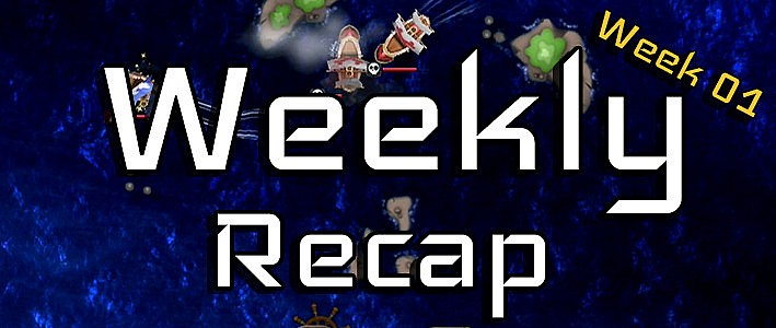 Day of the OUYA Weekly Recap Week 01