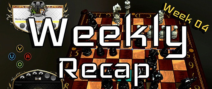 Day of the OUYA Weekly Recap Week 04